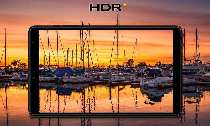 HDR Camera of CHUWI Hi9