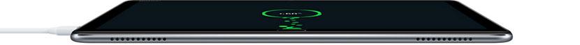 Long Battery Life of HUAWEI MediaPad M5 Lite