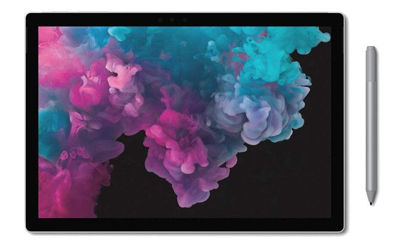 PixelSense Display of Surface Pro 6