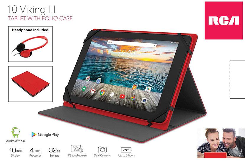 RCA Viking Pro III Tablet Specs