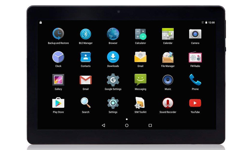 TenYiDe 108 comes with Android 7.0