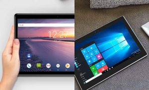 android tablets vs windows tablets