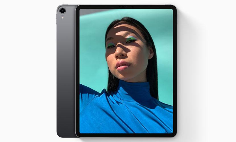dual camera of ipad pro 2018