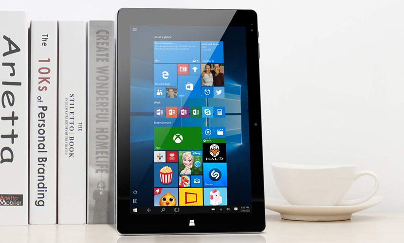 features of windows tablets