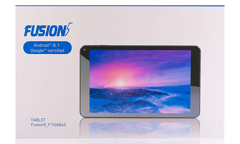 Fusion5 104Bv2 android tablet box