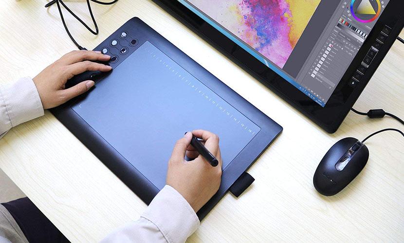 GAOMON M106K Graphics Pen Tablet