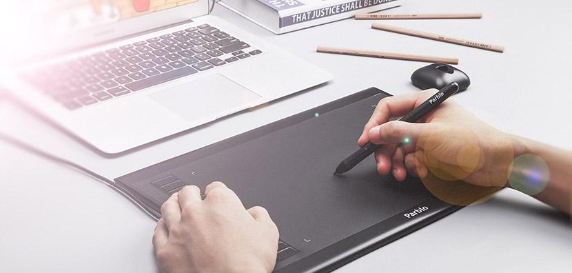 Parblo A610 Plus Graphics Tablet