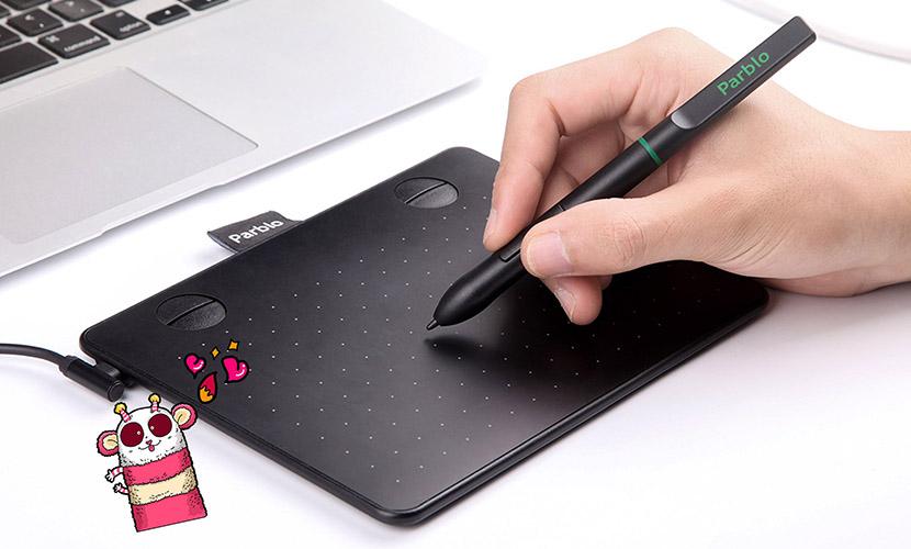 Parblo A640 Graphics Tablet