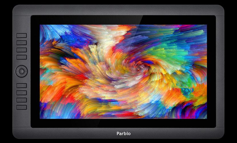 Parblo Coast16 Display