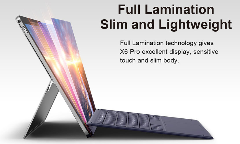 Teclast X6 Pro Windows Tablet