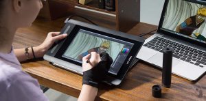 XP-PEN Artist 12 graphics tablet