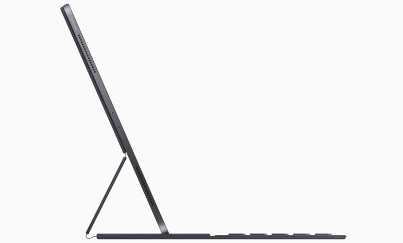 new apple ipad pro's thin design