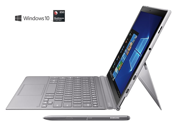 side view of new galaxy book2