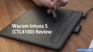 wacom intuos s ctl4100 review