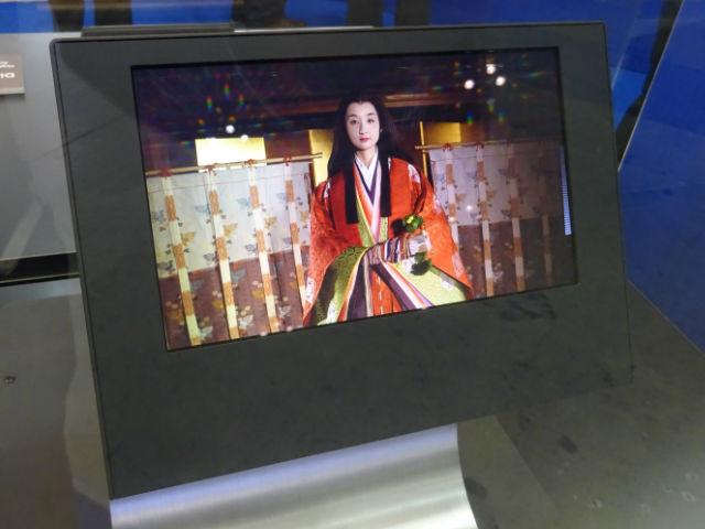 8K OLED tablet display