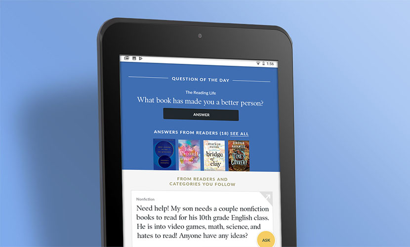 Pre-installed Browsery app with Nook 7