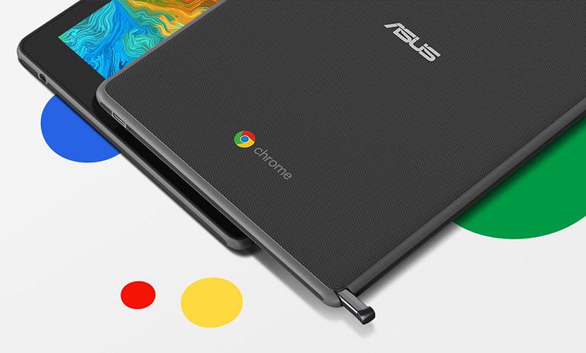 Resultado de imagen para Chromebook Tablet CT100 de ASUS