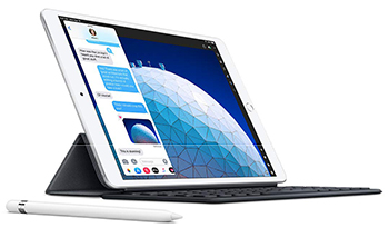Apple iPad Air 2019 with Keyboard