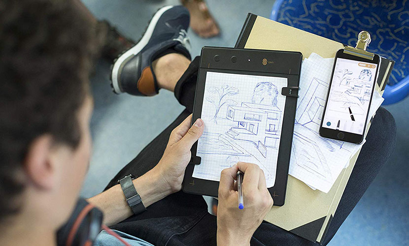 Draw anywhere with iSKN's The Slate