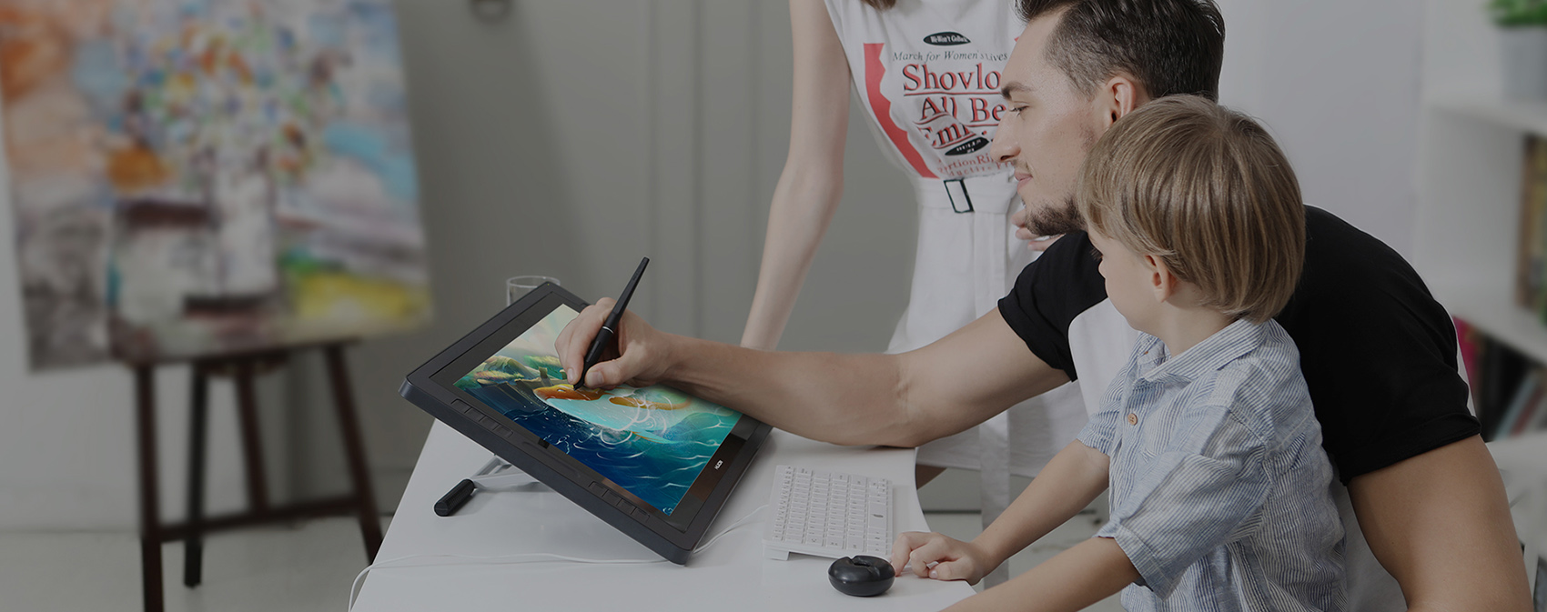 Huion KAMVAS Pro 20 GT-192 Review: For Artists - My Tablet Guide