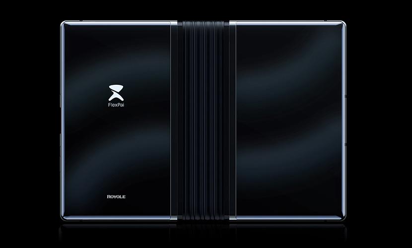 Royole FlexPai Back Design