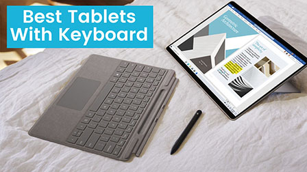The 10 Best Tablets With Keyboard For 2021 My Tablet Guide