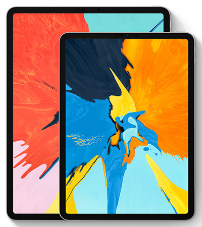 iPad Pro 12.9-inch and 11-inch