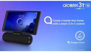 Alcatel 3T 10 Smart Home Tablet