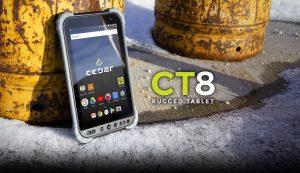 Cedar CT8 Rugged Tablet