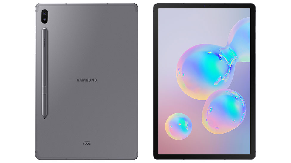 Samsung Galaxy Tab S6 Mountain Gray