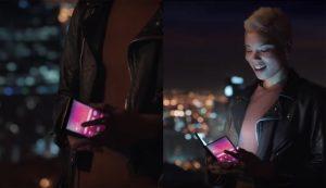 Samsung foldable smartphone tablet