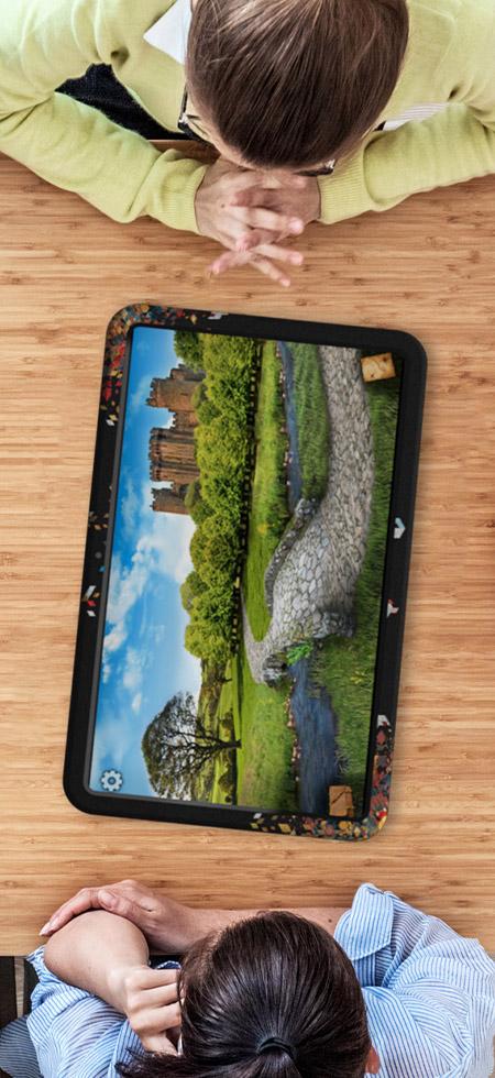 ARCHOS Play Tab Digital Board Game Tablet