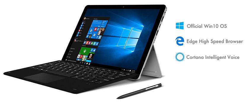 CHUWI SurBook mini Windows tablet
