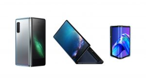 Galaxy Fold vs Mate X vs FlexPai