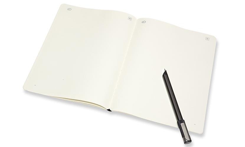 Moleskine Paper Tablet With Pen