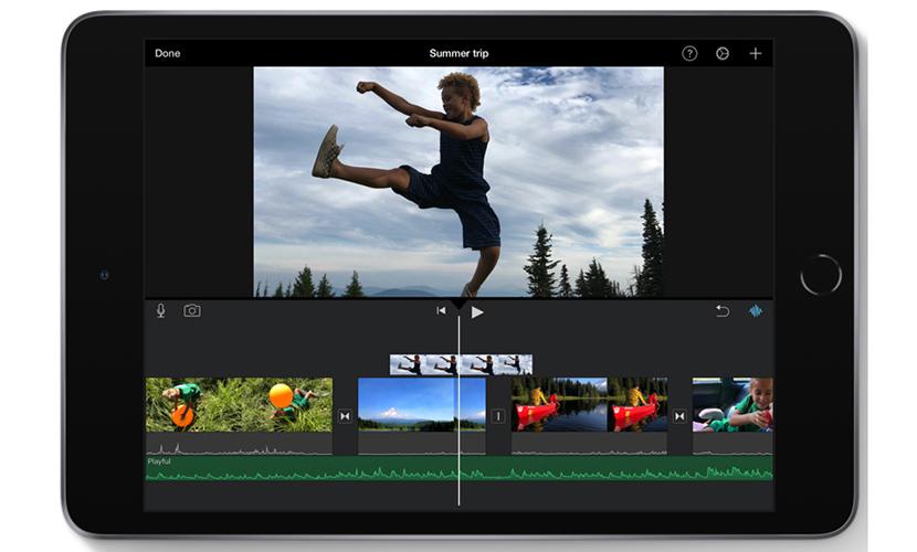 Camera of iPad mini 2019