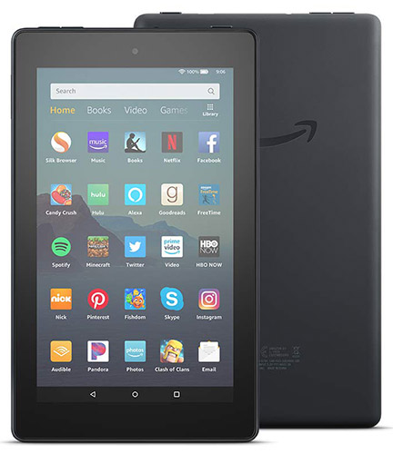 Fire 7 tablet 2019