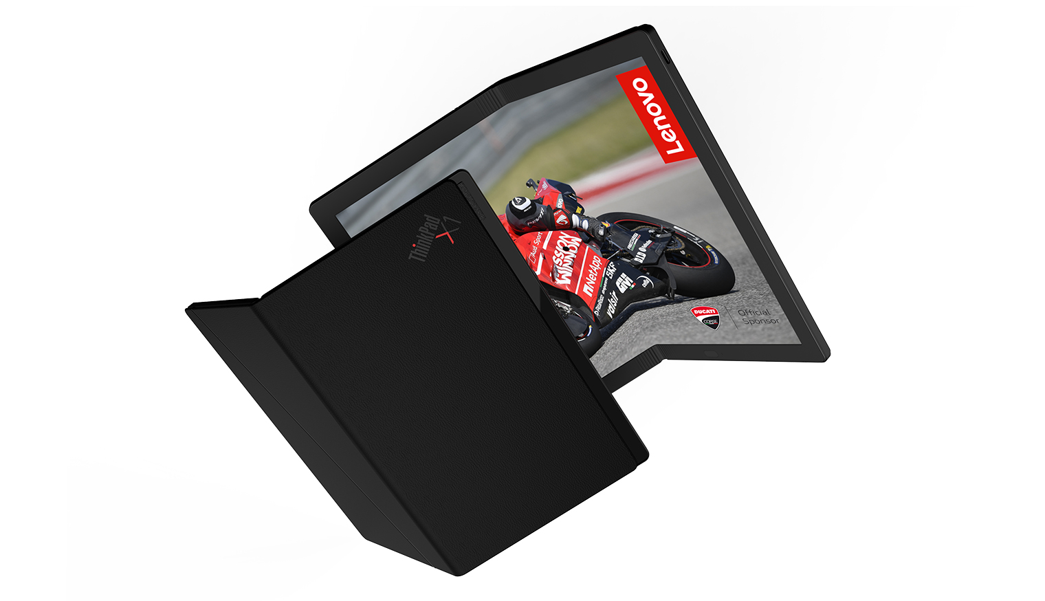 Lenovo Previewed ThinkPad X1 Foldable PC Tablet - May come