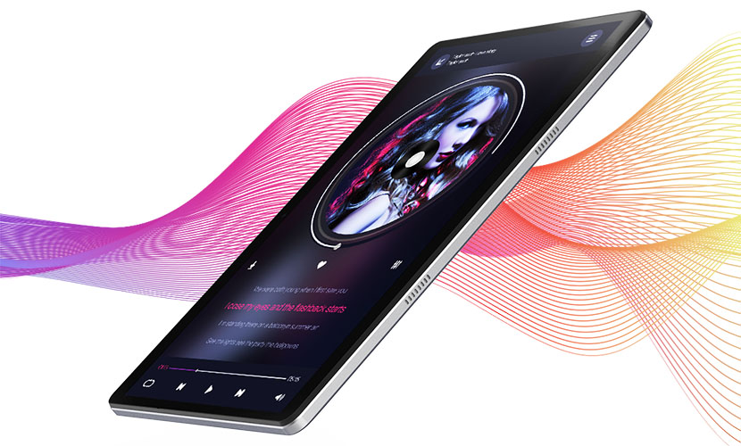 Dual independent stereo speakers of ALLDOCUBE iPlay10 Pro