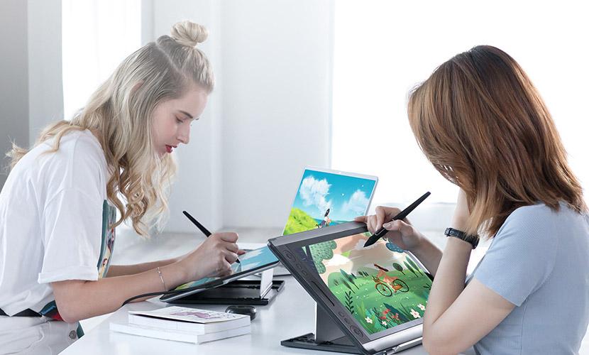 Huion Kamvas 16 Pen Display Tablet