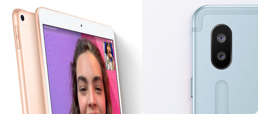 Camera - Galaxy Tab S6 vs iPad AIr