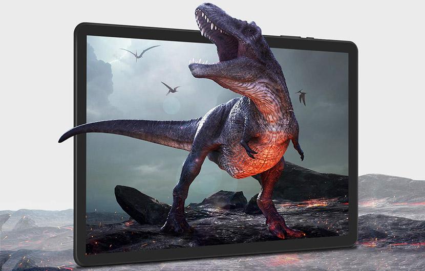 Display of Vankyo MatrixPad Z4
