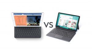 Galaxy Tab S6 vs iPad AIr
