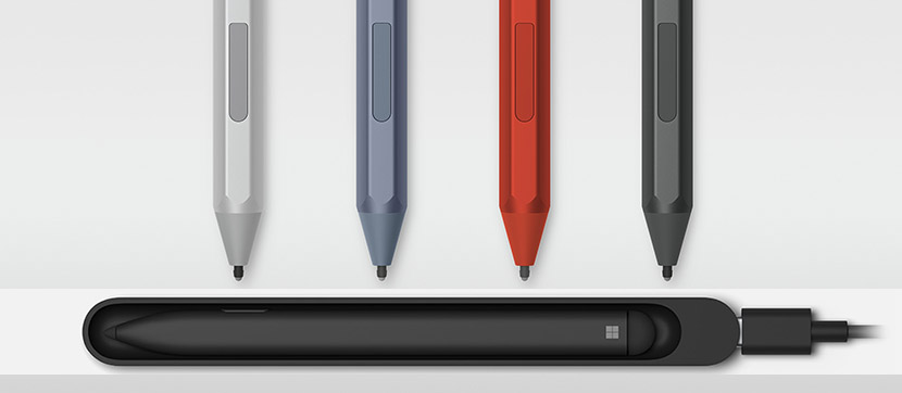 Surface Pen and Slim Pen