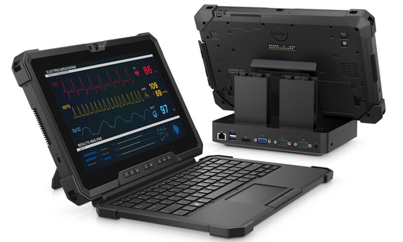Dell Latitude 7220 Rugged Extreme With Accessories