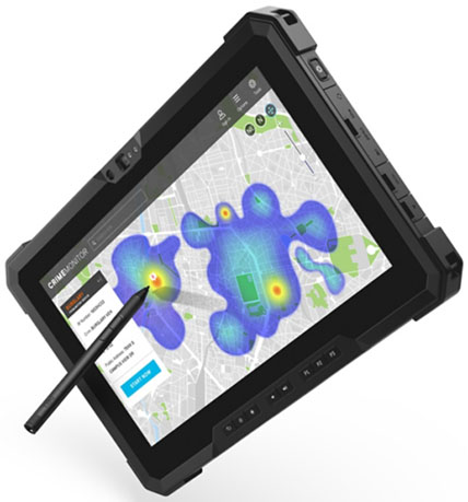 Dell Latitude 7220 Rugged Extreme With Pen