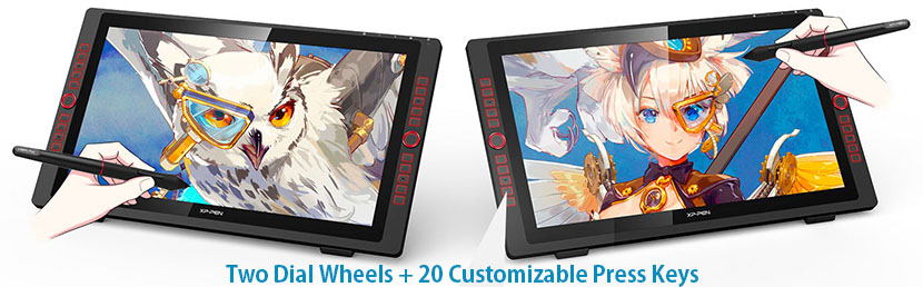 Design of XP-Pen Artist 22R Pro