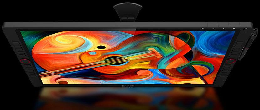Display of XP-Pen Artist 22R Pro
