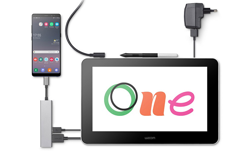 Wacom One With Android Compatibility