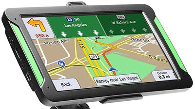 LTTRBX 7-inch GPS Navigation